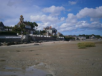 Morsalines - Seafront