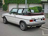 Car11494 moreover Chrysler Pt Cruiser Fuse Box Diagram together with 37087 1970 buick skylark custom convertible  all custom  shaved  20    no reserv furthermore File Vw golf 1 cabrio h sst likewise The 100 Year Evolution Of The Convertible. on 1986 volkswagen cabriolet convertible