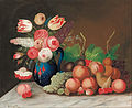 W.B. Gould - Still life with fruit and flowers - Google Art Project.jpg