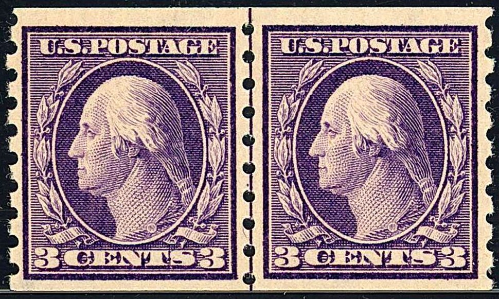WF Washington 1911 Issue-3c