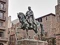 WLM14ES - Monument eqüestre a Ramon Berenguer III (Barcelona) - sergio segarra.jpg