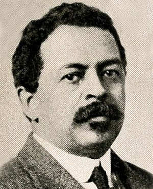 William Monroe Trotter - 1915 photograph