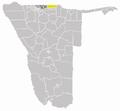 Wahlkreis Okongo in Ohangwena.png