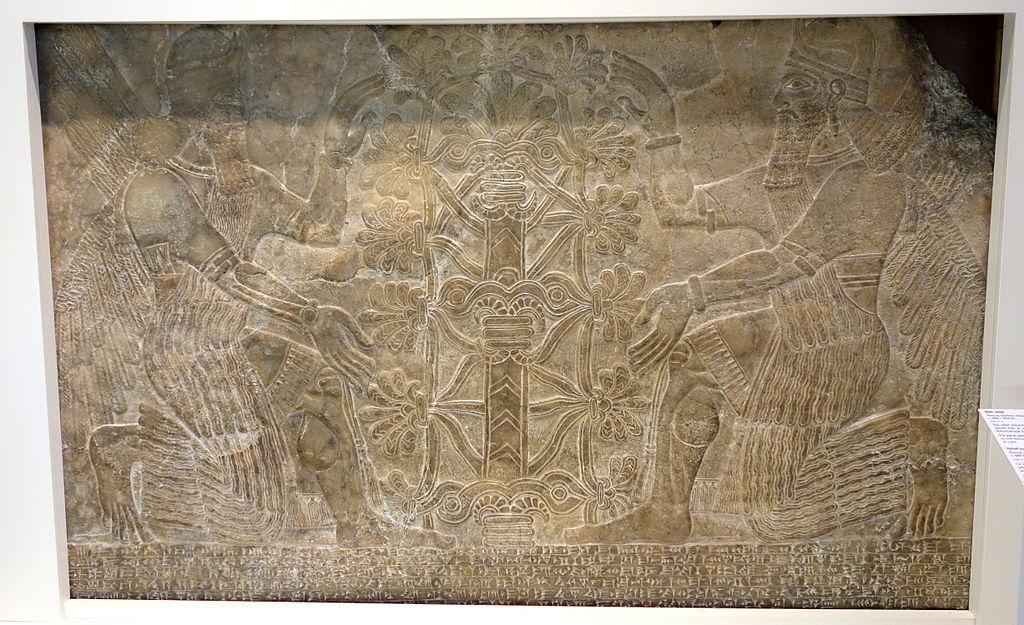 Tree of Life - Assyrian