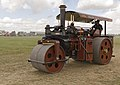 "Wallis and Steevens Advance Steam Roller ""Wall-E"", Gloucestershire Steam & Vintage Extravaganza 2013.jpg"