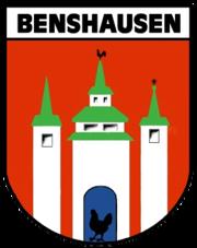 Wappen Benshausen