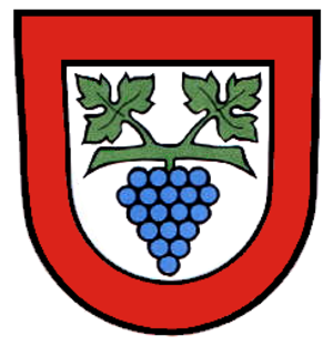 Special member state territories and the European Union - Image: Wappen Buesingen am Hochrhein