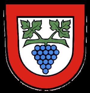 Büsingen am Hochrhein - Image: Wappen Buesingen am Hochrhein