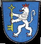Wappen des Landkreises Mannheim