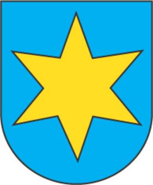 Merishausen - Image: Wappen Merishausen