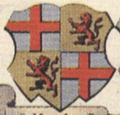 Wappentafel Bischöfe Konstanz 01 Gebhard von Habsburg.jpg