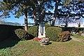 War grave for World war I+II on the cemetery Liesing in Vienna, Austria-part PNr°0551.jpg