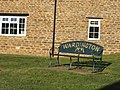 Wardington commemorative seat - geograph.org.uk - 202629.jpg