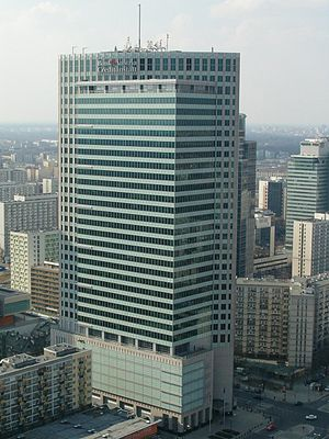 Warsaw Financial Center - Warsaw Financial Center