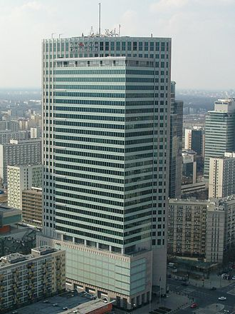 Warsaw Financial Center - Warsaw Financial Center