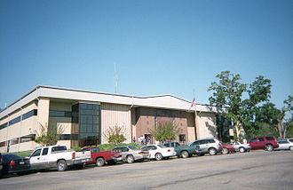 Washington County, Alabama - Image: Washington County Courthouse