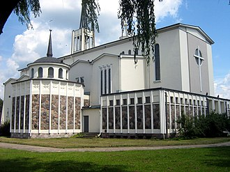 Wasilków - Church of Blessed Virgin Mary, Mother of Mercy