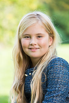 Photo of Catharina-Amalia
