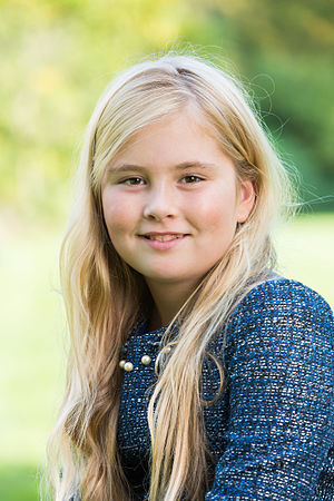 Catharina-Amalia, Princess of Orange - The Princess of Orange on 3 December 2014