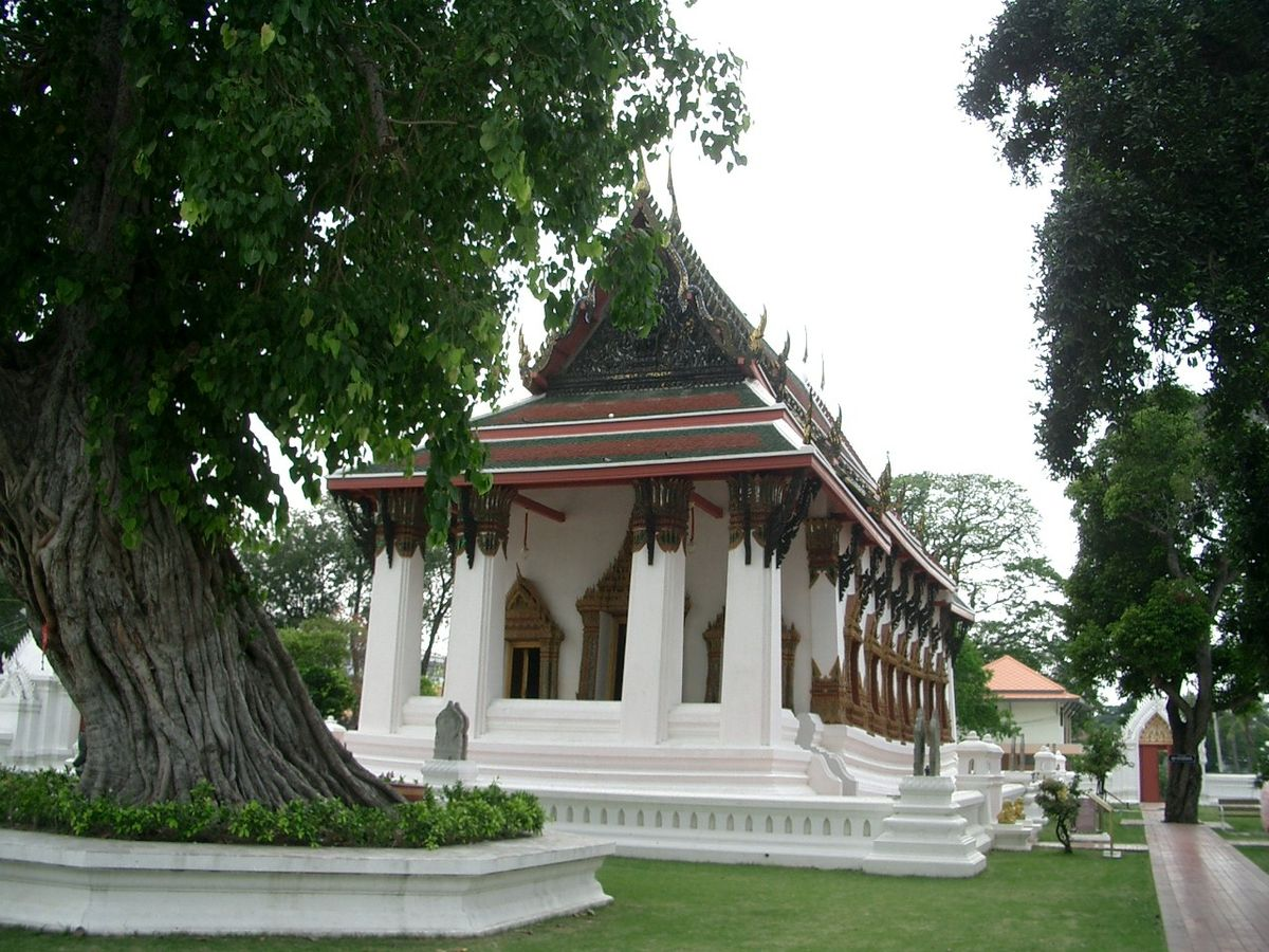 Wat Suwan Dararam – Wikipedia
