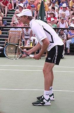 Wayne Arthurs 2007 Australian Open mens doubles R1.jpg