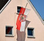Weingarten Fahne gehisst.jpg