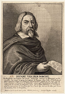 Wenceslas Hollar - Henry van der Borcht the elder (State 1).jpg