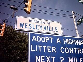 Wesleyville, Pennsylvania Borough in Pennsylvania, United States