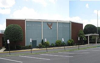 West Deptford High School - Image: West Deptford High School