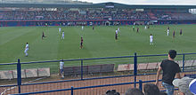 West stand of Veria Stadium.jpg