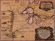 Western New France, 1688