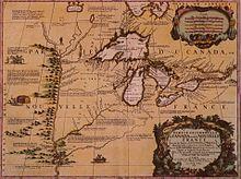 La Salle Expeditions Wikipedia - Map of us explorers coronado la salle