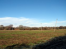What remains of Ferry Park playing field, Beauly - geograph.org.uk - 1753220.jpg