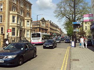 Whiteladies Road