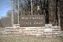 Whitewater State Park - Wikipedia