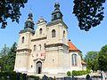 Widok kościółą św Barbary w Starogrodzie. - panoramio.jpg