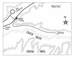 Chaco Wash - Wijiji Trail