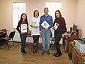 Wikimarathon 2019 in Chuhuiv by Nadiya Li 2019-02-02 16.jpg