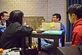 Wikimedia Taiwan Education Program workshop 5.jpg