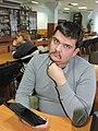 Wikiworkshop at Library of S. Kuznets KhNUE 2019-02-13 by Наталія Ластовець 15.jpg