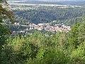 Wildberg vom Wächtersberg, Sulz am Eck 07.jpg