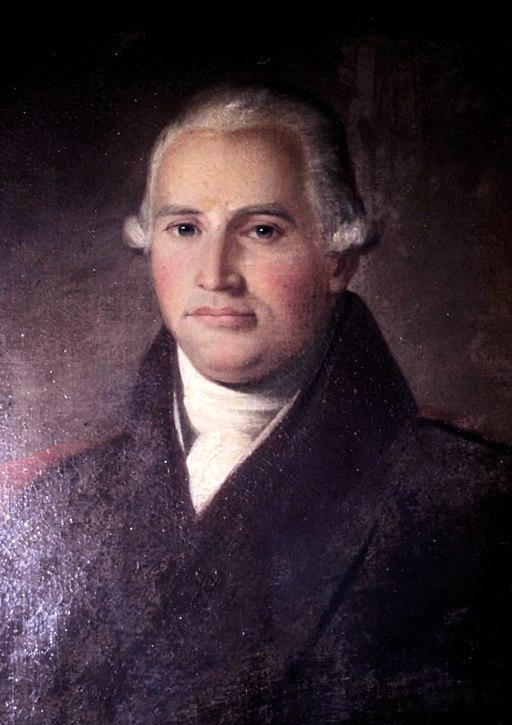 William Dunbar portrait