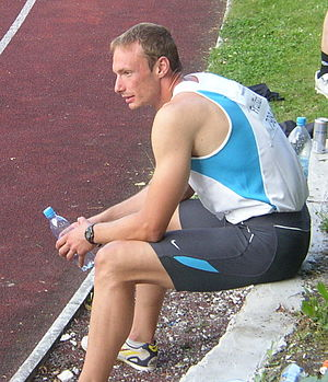 William Frullani - William Frullani at the 2008 TNT - Fortuna Meeting in Kladno