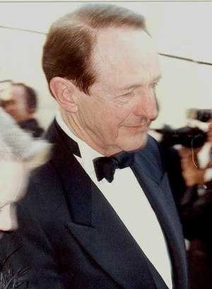 William Schallert - Schallert at the 1990 Academy Awards