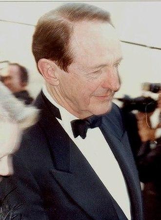 William Schallert - Schallert at the 1990 Academy Awards