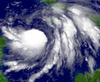 Tropical Storm Wilma regional imagery, 2005