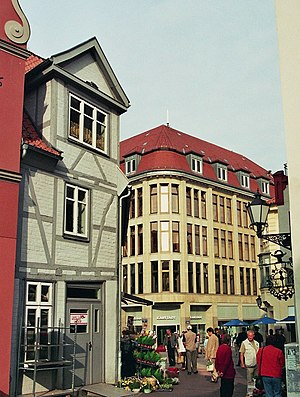 Karstadt - The first Karstadt department store opened in Wismar in 1881.