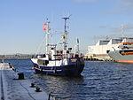 Wismar Seehafen Schiff Riesenhai 2012-12-05 015.JPG