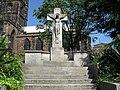 Wolverhampton War Memorial St Peter's Gardens.JPG