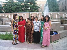 Tajikistan single women